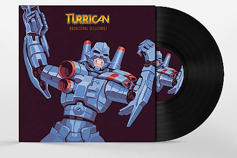 Turrican – Orchestral Selections brings classical Amiga to